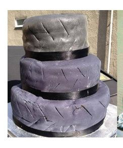 Los pasteles de boda más feos del mundo (humor de puente) - 14