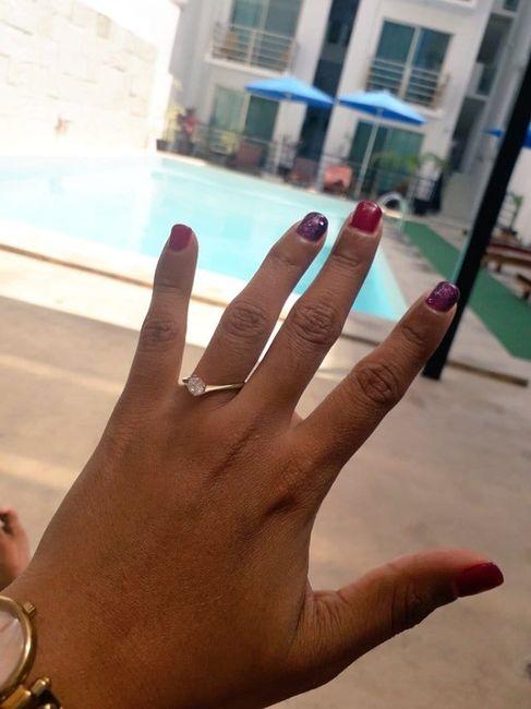 Muestren sus anillos chicas!! 19