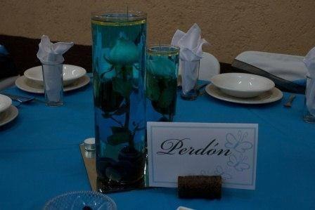 Velas de agua foro manualidades para bodas - Velas de agua ...