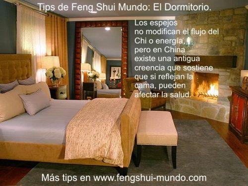 Feng shui para el dormitorio foro viviendo juntos - Los espejos en el feng shui ...