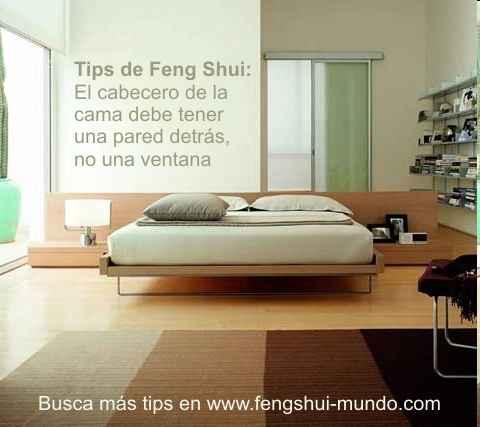 Feng Shui para el Dormitorio