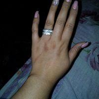 Presumaan sus bellos anillos!! - 1