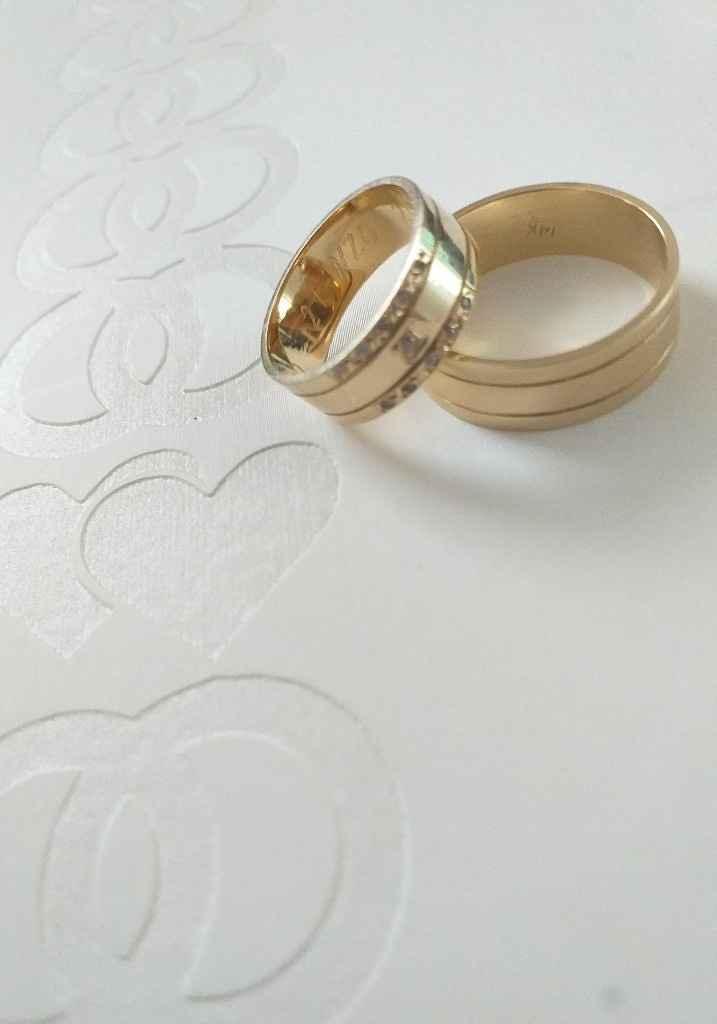 a presumir el anillo! - 2