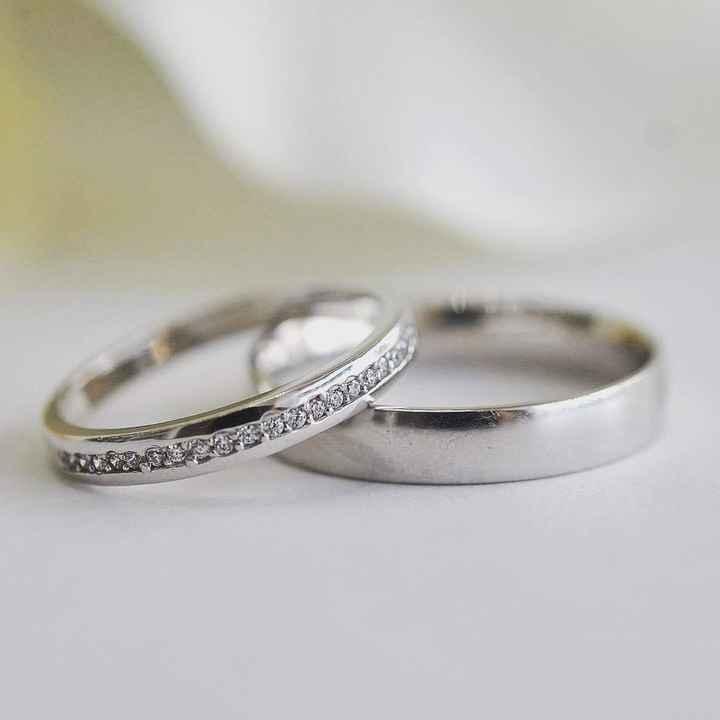 Argollas de matrimonio - 1