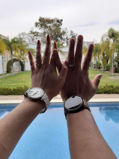 Nos casamos! 7 de marzo del 2020 😍👩❤💋👨🤵👰💍 8