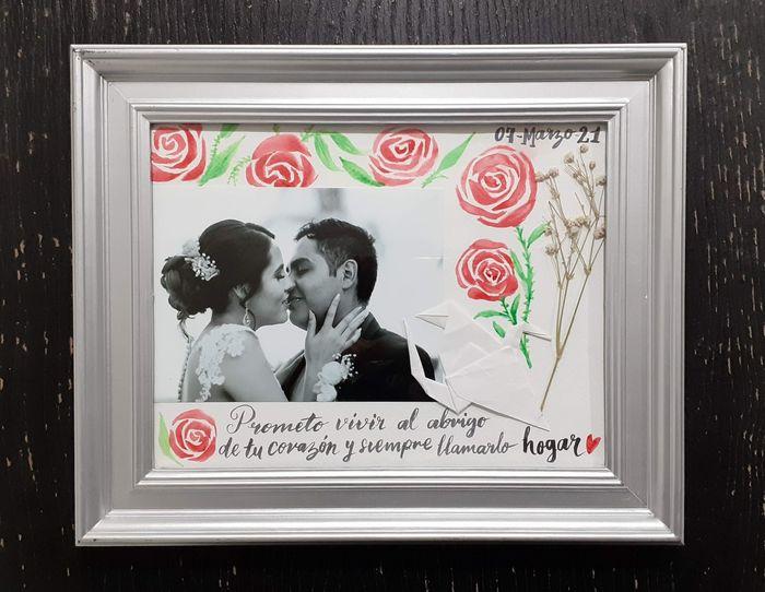 Regalo de bodas de papel - 1