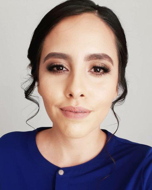 ¿Cómo es tu maquillaje de novia? 4