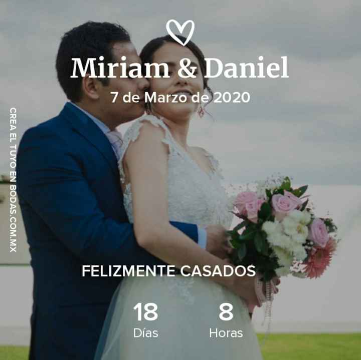 Los días de casados - 1