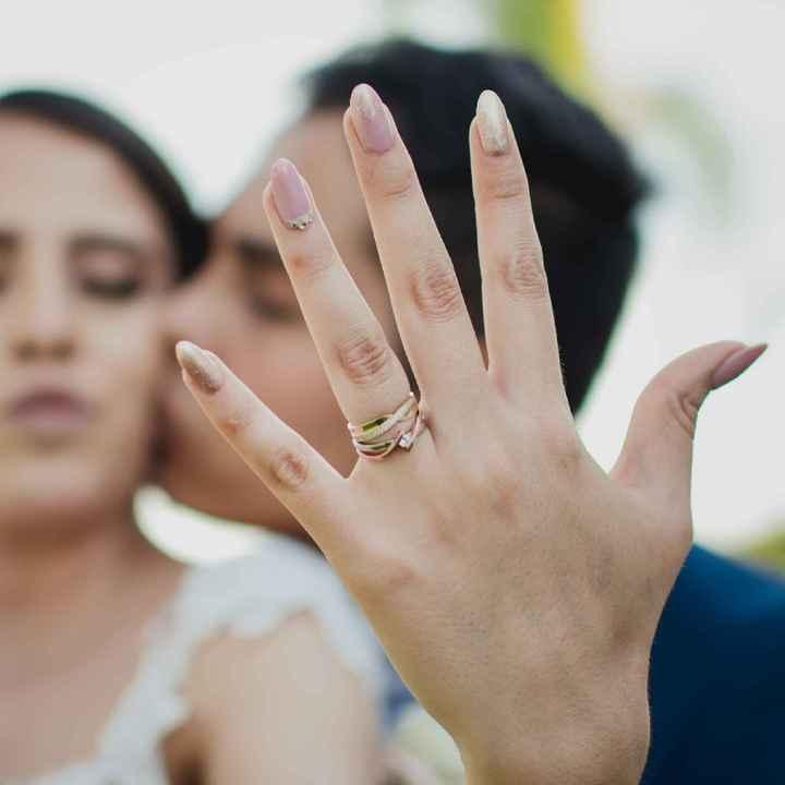 """""""S"""" de """"Sí, acepto"""": ENSEÑA tu anillo de compromiso! - 1"""