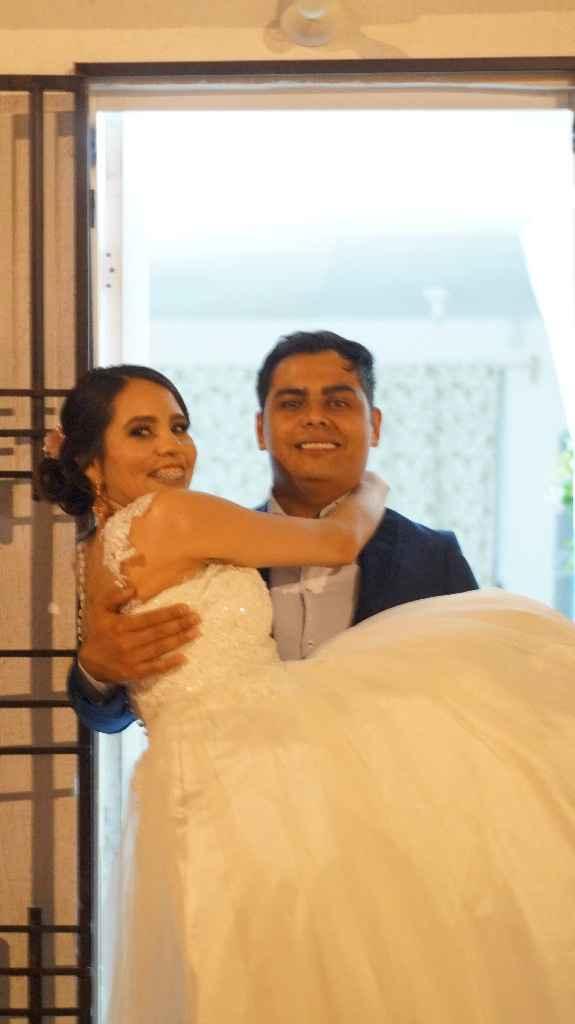 Vota: Alzar a la novia en brazos ¿Si o no? - 1