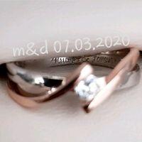 Mi anillo de compromiso 💍 - 1