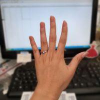 Mi anillo en la facultad🤭 - 1