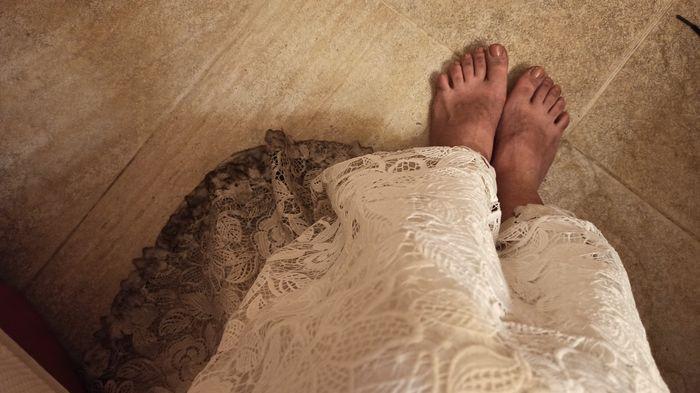 Duda sobre el vestido de Novia 1