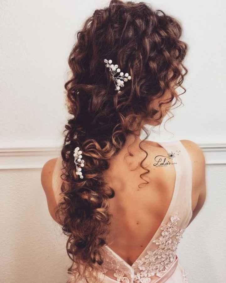 Peinado para boda - 2