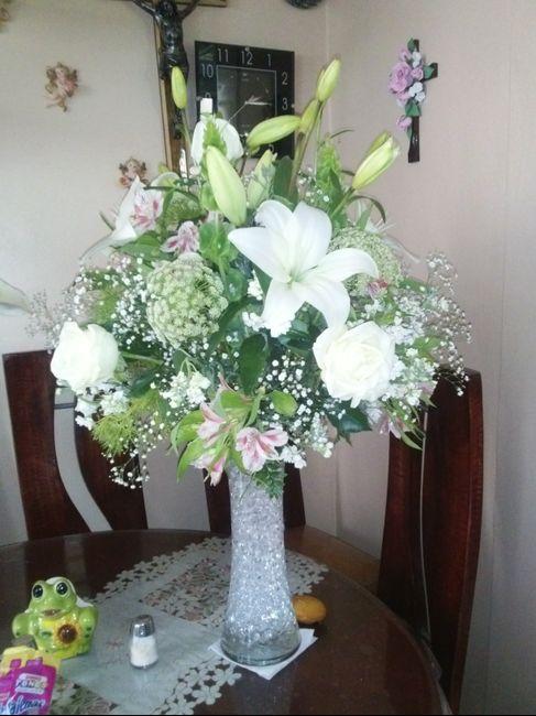 Mis arreglos de mesa foro manualidades para bodas for Arreglos para mesa para boda