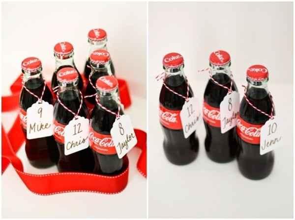 8 Decoraciones Con Botellas De Coca Cola Cuál Te Gusta Más Foro Manualidades Para Bodas Bodas Com Mx