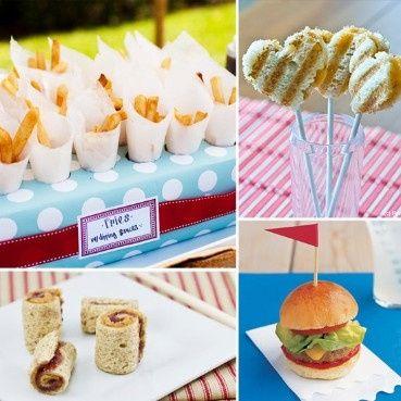 Ideas para el menú infantil en tu matrimonio 3