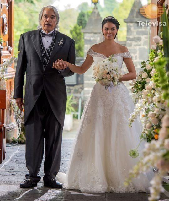 cuál es el mejor vestido de telenovela? - foro bodas famosas - bodas