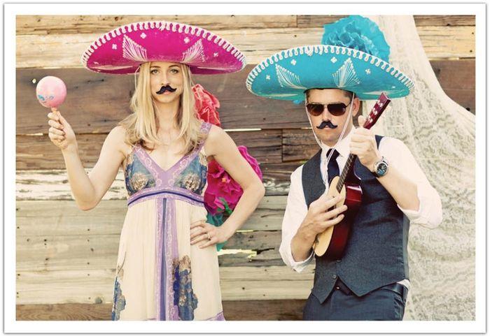 Boda estilo mexicana