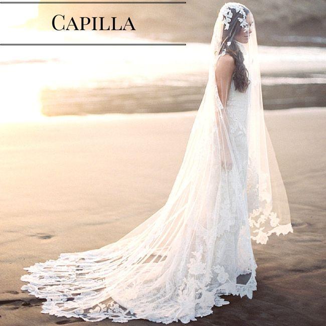 diseña tu propio vestido de novia: ¡el velo! - foro moda nupcial