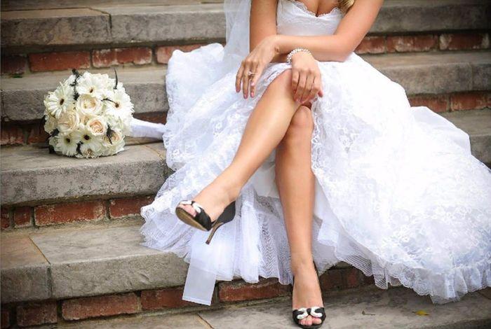 diseña tu propio vestido de novia: ¡las medias! - foro moda nupcial