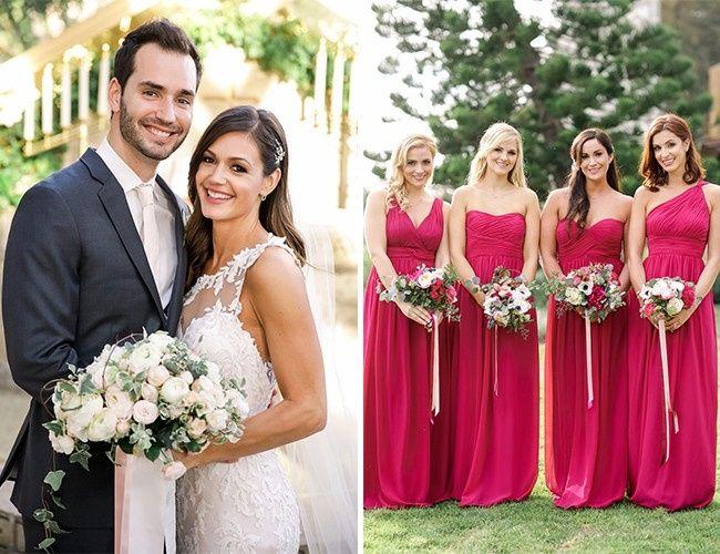 6d1f04366 5 vestidos fucsia para damas - Foro Moda Nupcial - bodas.com.mx