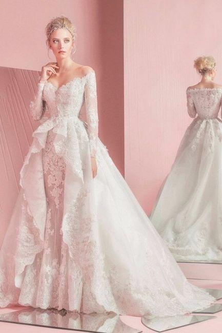 e420736e53 Vestido de novia ¿primavera