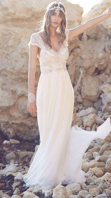 1138e7e14c ¿Qué vestido de novia te queda mejor
