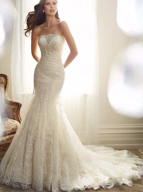 Mejor vestido de novia 2019