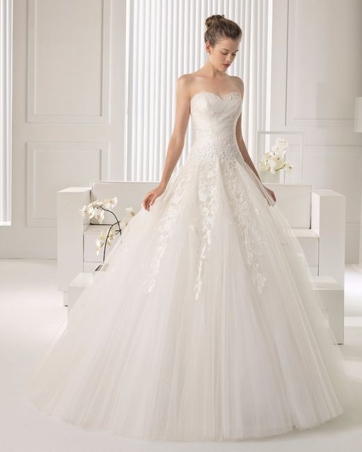 Vestido de novia: ¿tradicional o desenfadado? - Foro Moda Nupcial ...