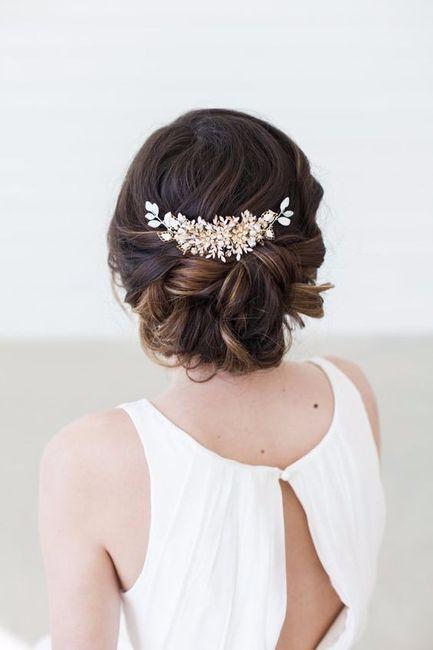 tocado de novia 2017 o 2018 foro moda nupcial bodas
