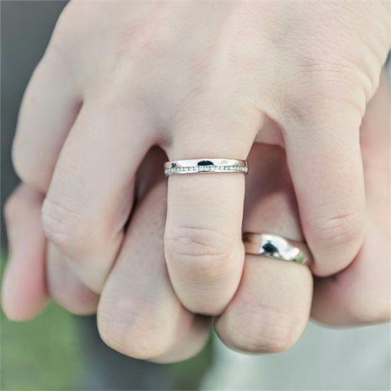 866937feead0 Argollas en oro blanco ¿sí o no  - Foro Ceremonia Nupcial - bodas.com.mx
