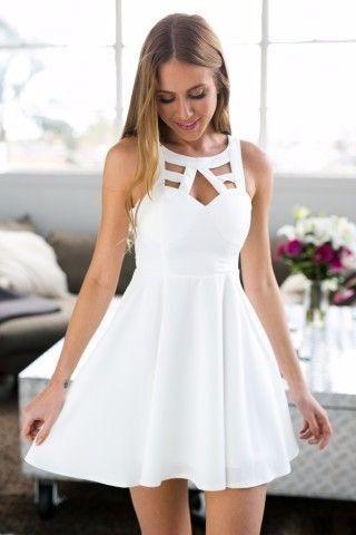 185ad7c12 10 vestidos bonitos para tu boda civil - Foro Moda Nupcial - bodas ...