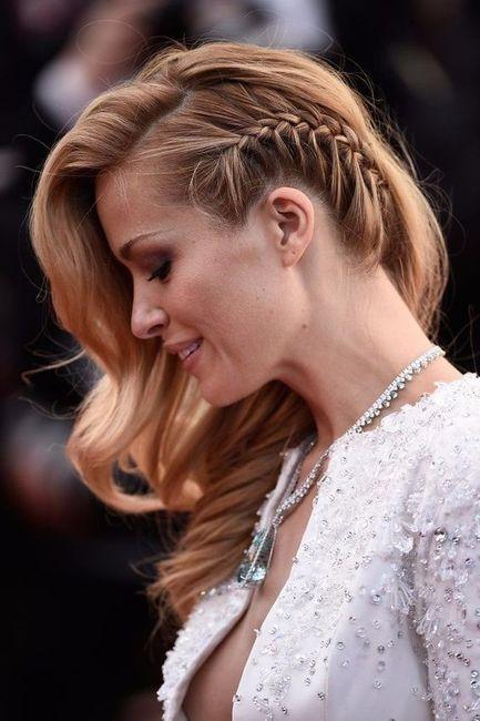 Peinado Suelto A Un Lado Con Trenza Sí O No Foro Belleza