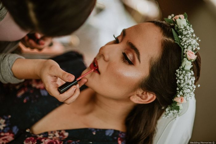 Guerra de Admins: Maquillaje de novia 2