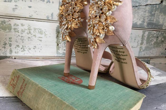 Game of Brides - Color de los zapatos 2