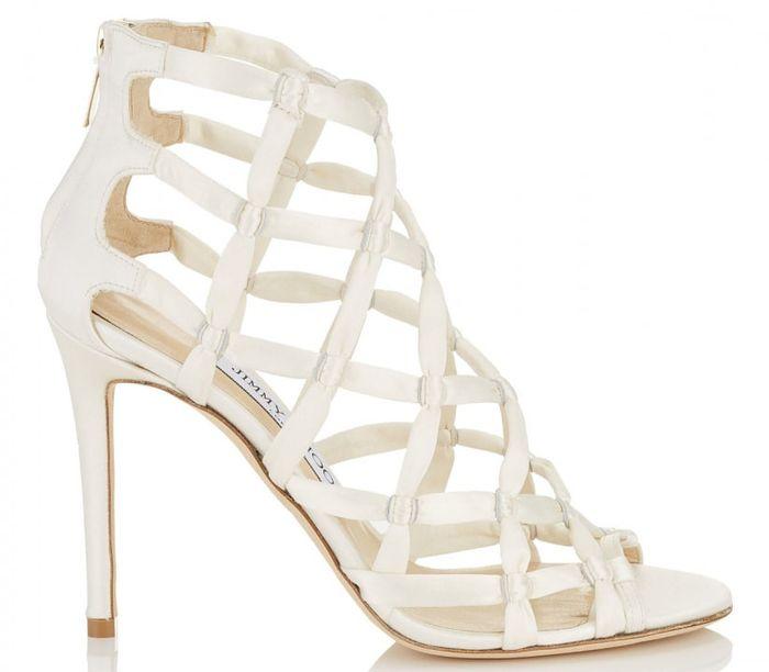 Game of Brides - Color de los zapatos 4