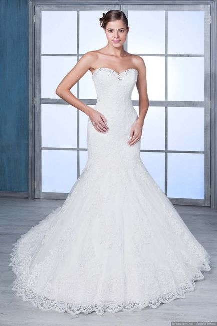 Say YES to the Dress – Sirena 2