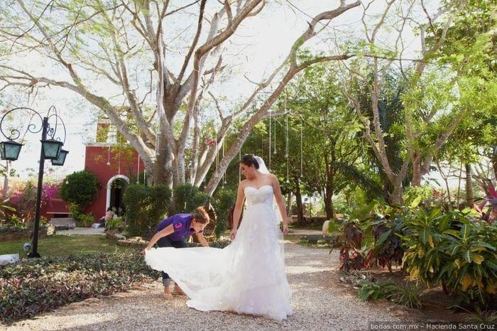 Organización: ¿con o sin wedding planer? 1