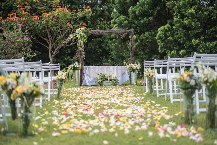 La boda de mi mejor amiga: El lugar 1
