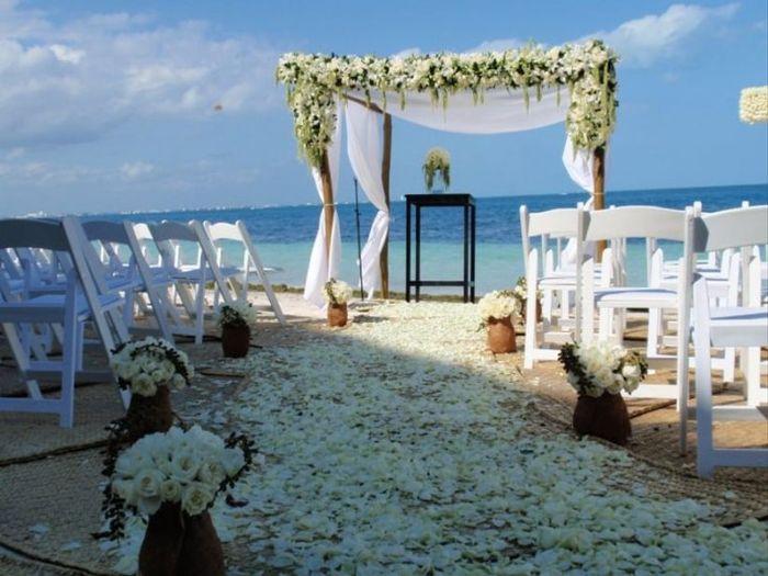 La boda de mi mejor amiga: El lugar 3