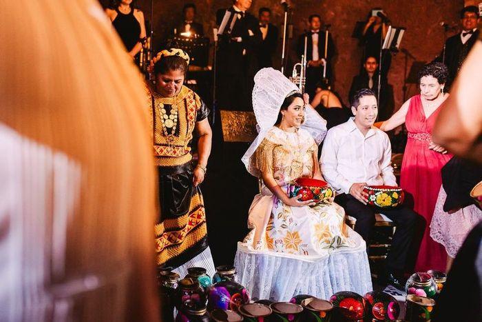 ¿Qué tradición no quieres en tu boda? 1