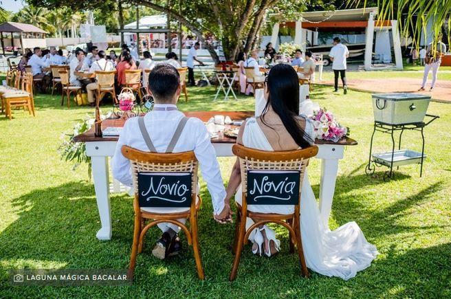 Siempre boda, nunca in-boda 😜 1