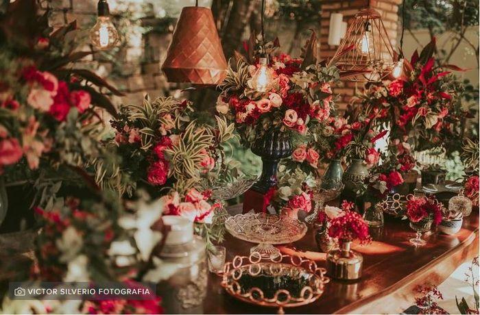 Colores:¿Qué elementos de decoración quieres en tu boda? 1