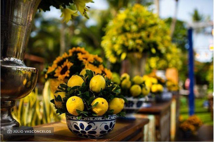 Colores:¿Qué elementos de decoración quieres en tu boda? 2