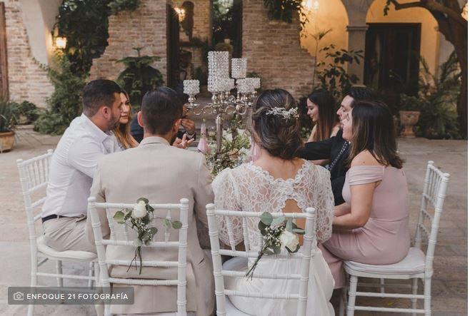 Hacer una boda por fases, ¿Te apuntas o no? 1