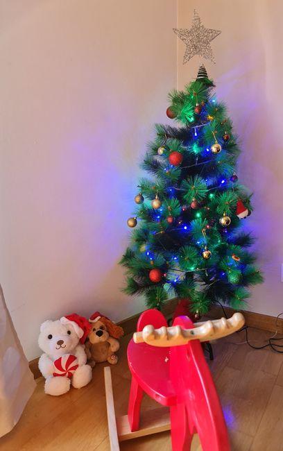 Calendario de adviento + Decoración de Navidad 3