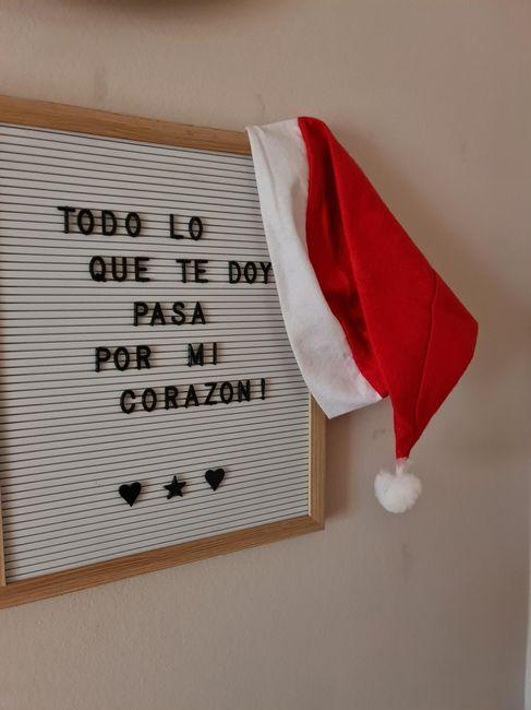 Calendario de adviento + Decoración de Navidad 4