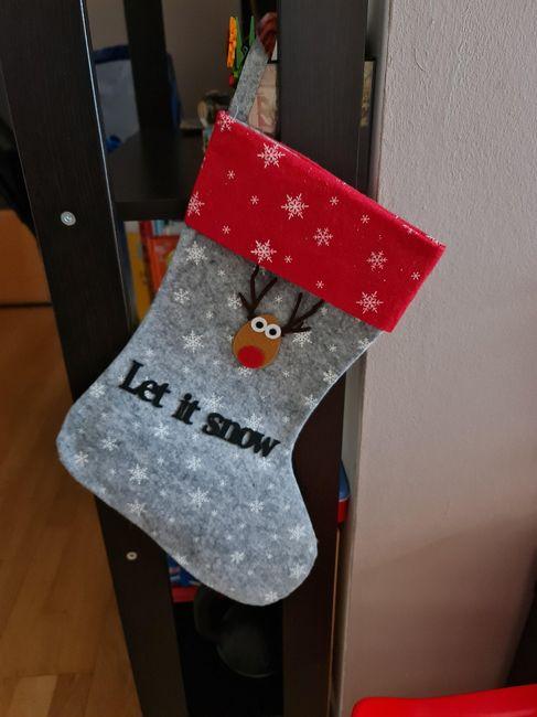 Calendario de adviento + Decoración de Navidad 6