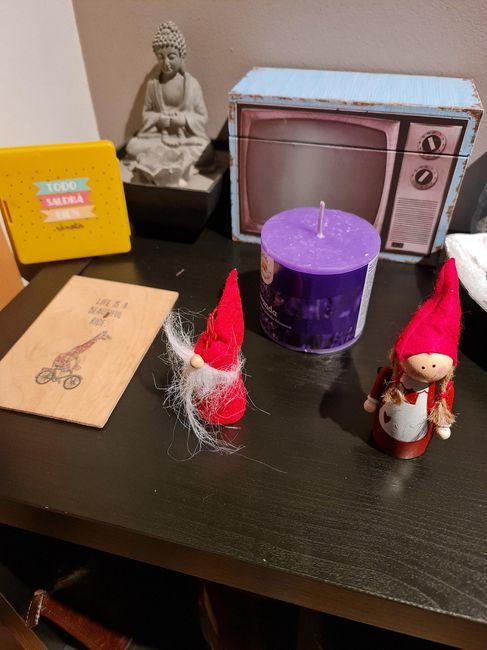 Calendario de adviento + Decoración de Navidad 7
